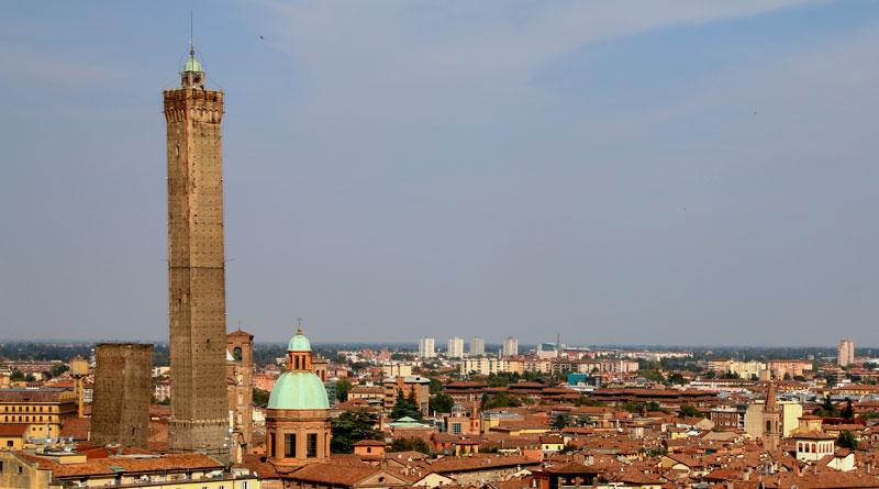 Torre Asinelli, Bologna @torridibologna