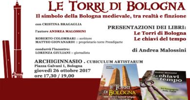 Le Torri di Bologna, 26 ottobre 2017, Bologna