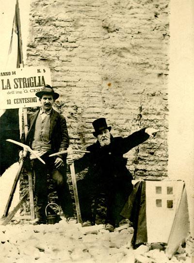 Ing. Ceri, abbattimento Torri di Bologna