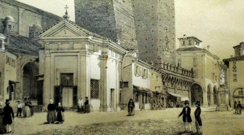 Santa Maria delle Grazie o di Porta, Bologna @torridibologna