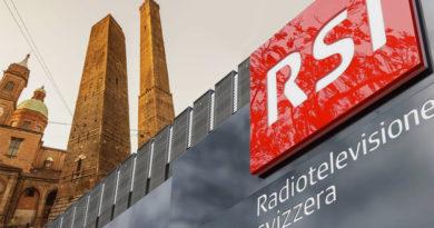 Radio Svizzera italiana, Le torri di Bologna