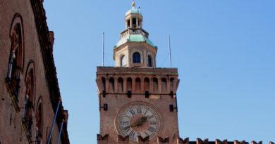 Torre dell'Orologio, Accursi, Bologna @torridibologna