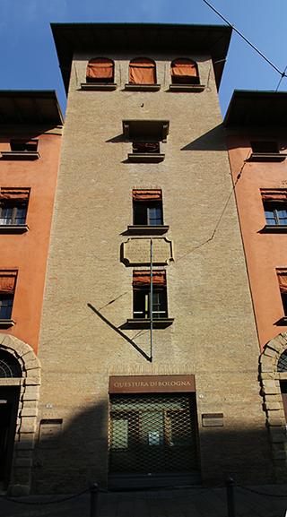 Torre Agresti, Bologna. @torridibologna