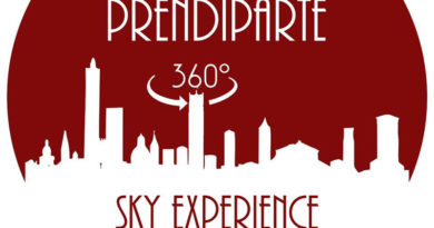 Prendiparte Sky Experience @torridibologna