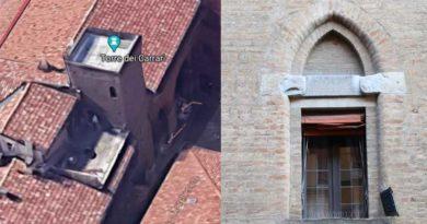 Torre Carrari, Bologna.