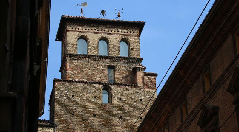 Torresotto San Vitale Bologna. @torridibologna