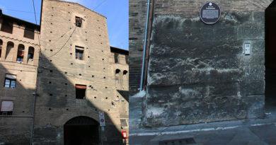 Torre Lapi, Bologna. @torridibologna