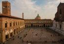 Le torri di piazza Maggiore